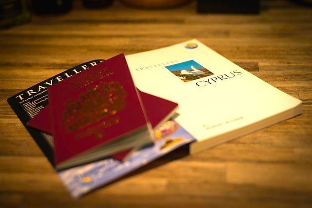 pasaportes venezolanos