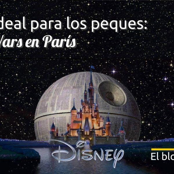 La guerra de las galaxias Paris