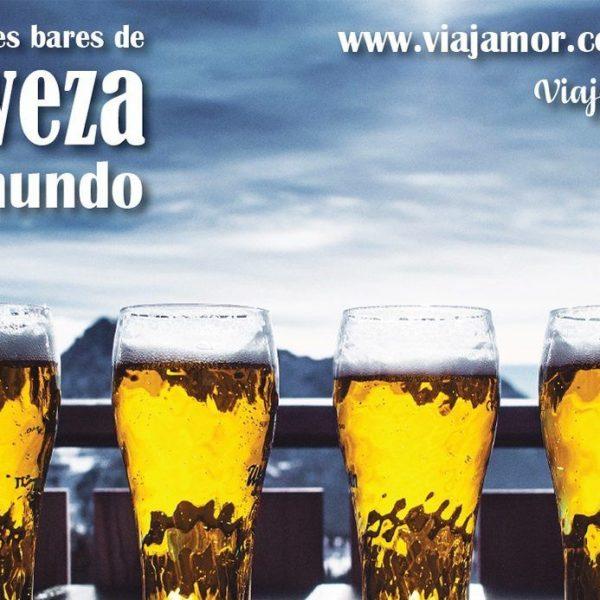 Los mejores bares de cerveza del mundo