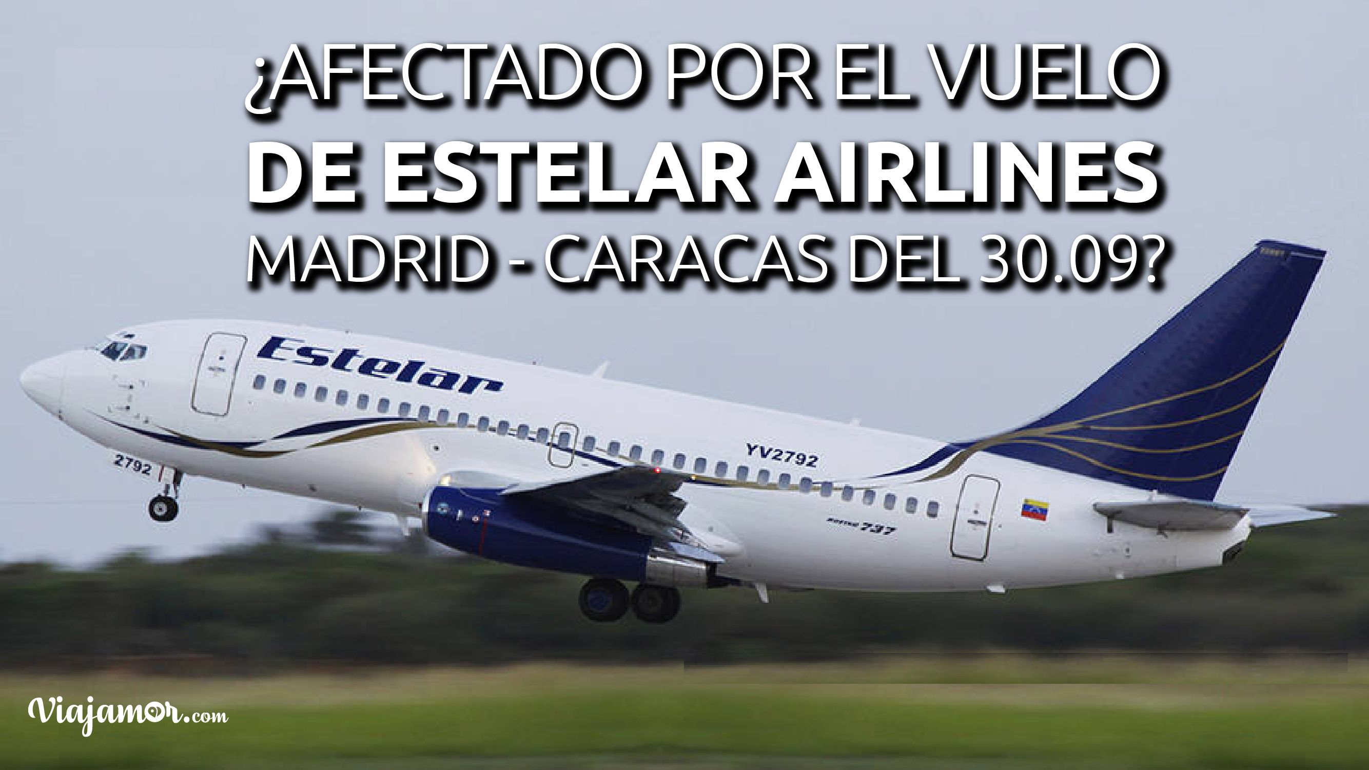 Vuelo estelar madrid caracas