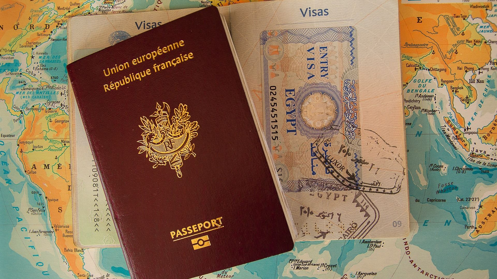 visa para viajar