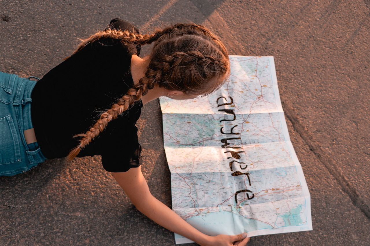 viajes sin saber destino